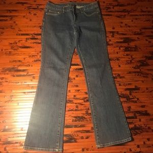 Micheal Kors Flare Jeans Size 8